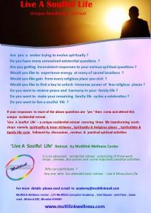 live a soulful life