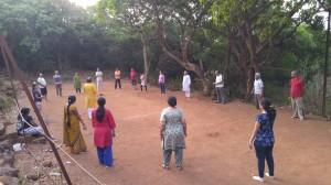 Retreat at Mahableshwar 2016
